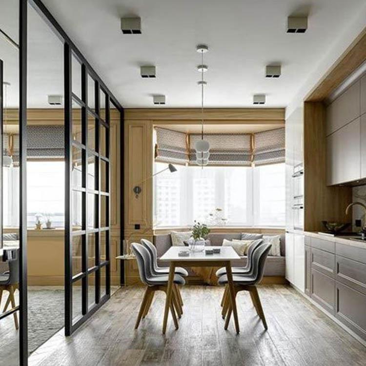 Раздвижная дверь Loft на кухню