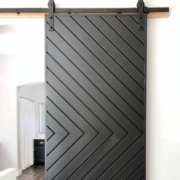 амбарная раздвижная дверь Flat