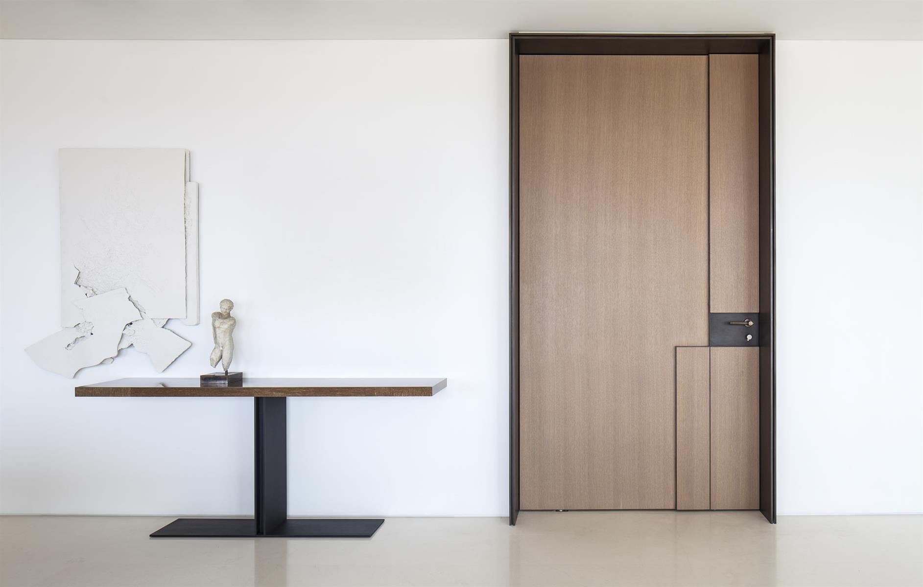 Дизайн раздвижных дверей.